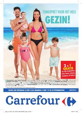 Carrefour reclame folder (geldig t/m 03-06)
