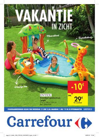 Carrefour reclame folder (geldig t/m 01-07)
