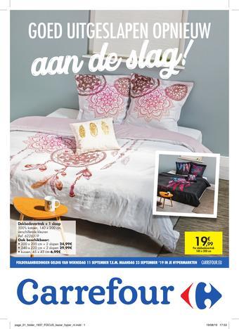 Carrefour reclame folder (geldig t/m 23-09)
