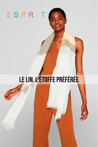 Esprit reclame folder (geldig t/m 19-08)