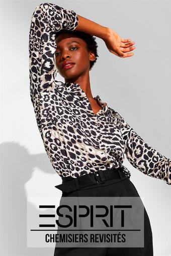 Esprit reclame folder (geldig t/m 30-10)