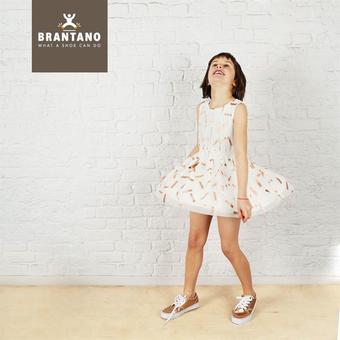 Brantano reclame folder (geldig t/m 31-07)