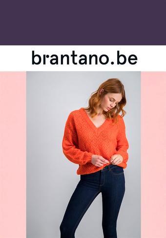 Brantano reclame folder (geldig t/m 30-09)