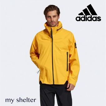 Adidas reclame folder (geldig t/m 24-10)