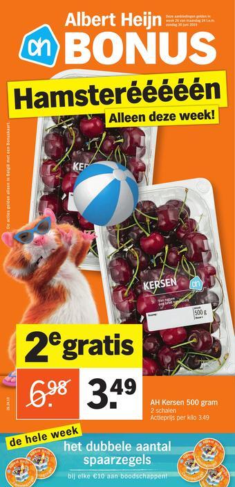 Albert Heijn reclame folder (geldig t/m 30-06)
