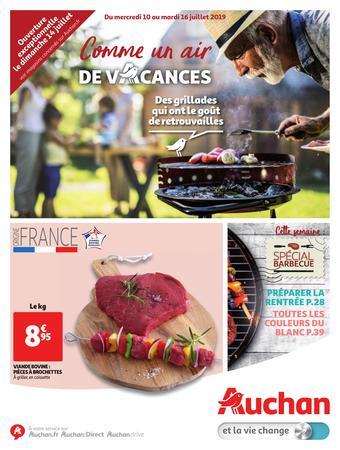 Auchan reclame folder (geldig t/m 16-07)