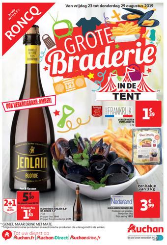 Auchan reclame folder (geldig t/m 29-08)