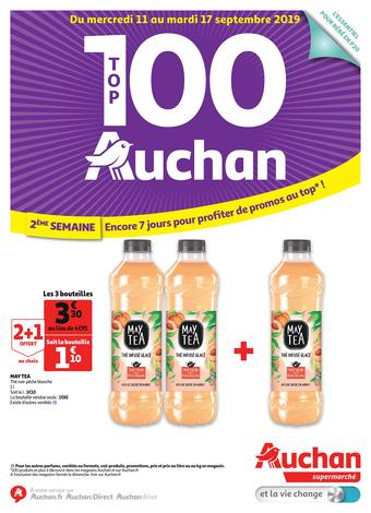 Auchan reclame folder (geldig t/m 17-09)