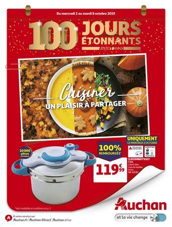 Auchan reclame folder (geldig t/m 08-11)