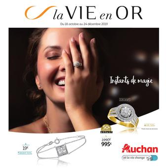 Auchan reclame folder (geldig t/m 24-12)