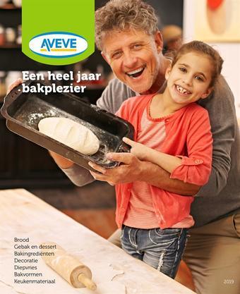 AVEVE reclame folder (geldig t/m 31-01)