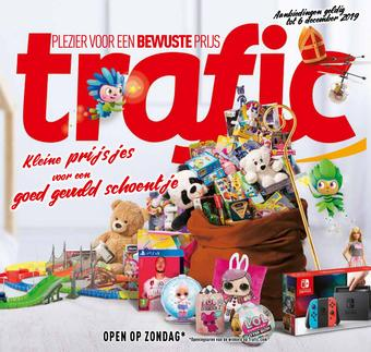 Trafic reclame folder (geldig t/m 06-12)