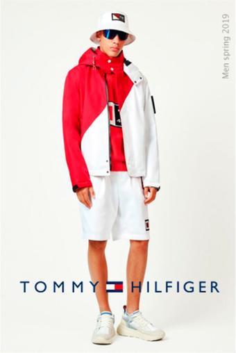 Tommy Hilfiger reclame folder (geldig t/m 27-05)