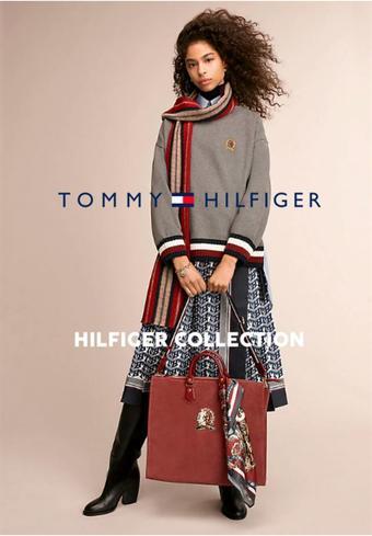 Tommy Hilfiger reclame folder (geldig t/m 30-09)