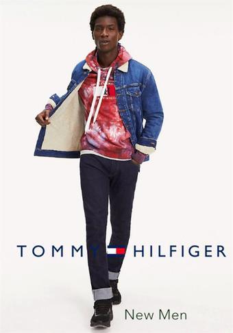 Tommy Hilfiger reclame folder (geldig t/m 03-11)
