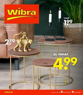 Wibra reclame folder (geldig t/m 07-09)