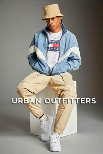 Urban Outfitters reclame folder (geldig t/m 31-10)