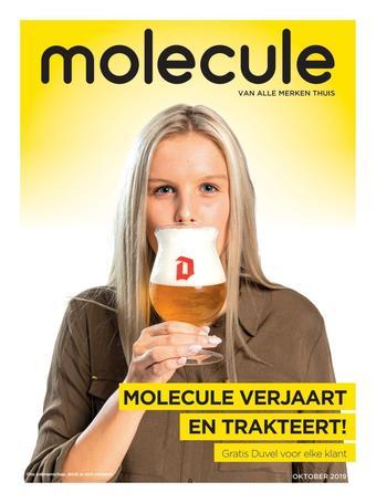 Molecule reclame folder (geldig t/m 31-10)