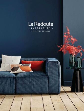 La Redoute reclame folder (geldig t/m 14-06)