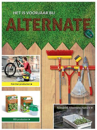 Alternate reclame folder (geldig t/m 31-08)