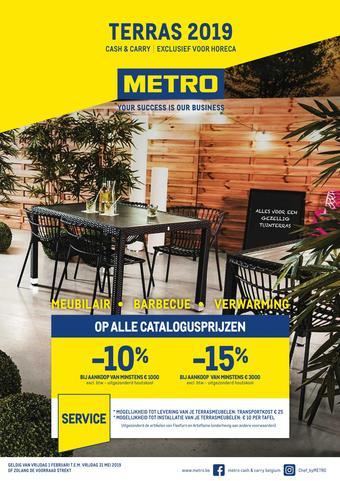 METRO reclame folder (geldig t/m 31-05)