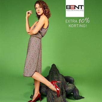 BENT reclame folder (geldig t/m 31-07)