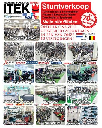 iTEK reclame folder (geldig t/m 07-07)