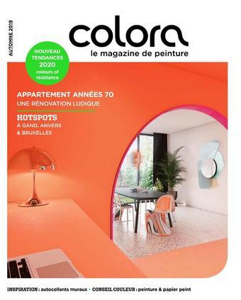 Colora reclame folder (geldig t/m 31-01)