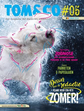 Tom&Co reclame folder (geldig t/m 30-09)