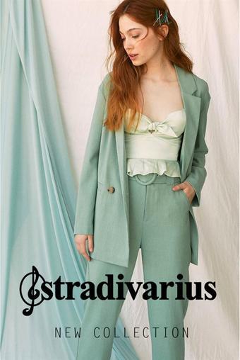 Stradivarius reclame folder (geldig t/m 10-06)