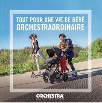 Orchestra reclame folder (geldig t/m 31-05)