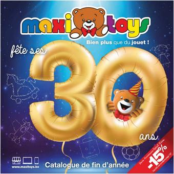 Maxi Toys reclame folder (geldig t/m 24-11)