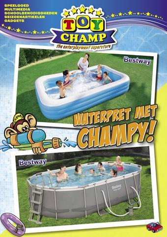 ToyChamp reclame folder (geldig t/m 28-07)