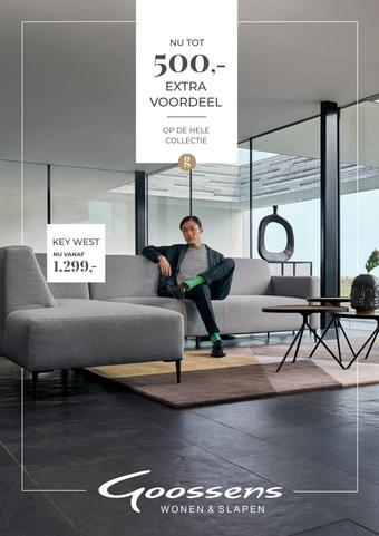 Goossens reclame folder (geldig t/m 02-06)