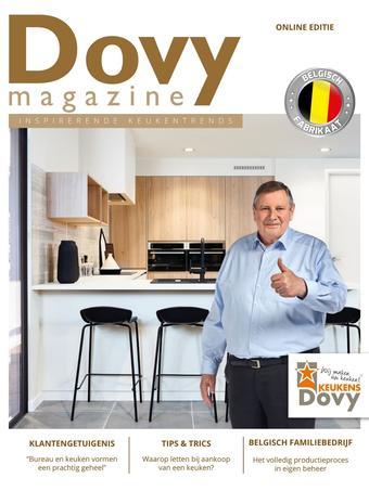 Dovy keukens reclame folder (geldig t/m 31-12)