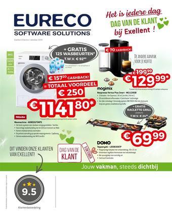 Eureco reclame folder (geldig t/m 31-10)