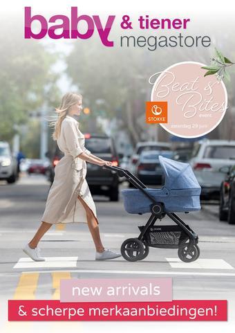 Baby & Tiener reclame folder (geldig t/m 29-06)