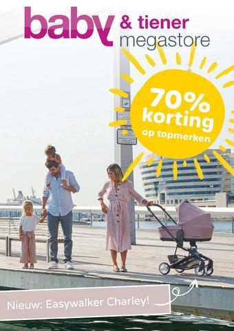 Baby & Tiener reclame folder (geldig t/m 27-07)