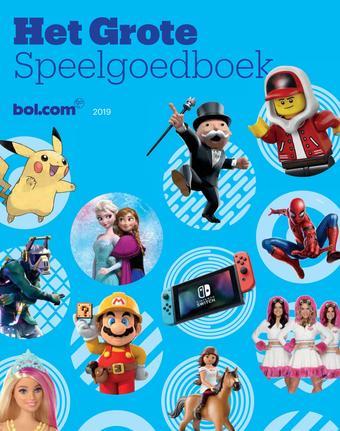 Bol.com reclame folder (geldig t/m 01-01)