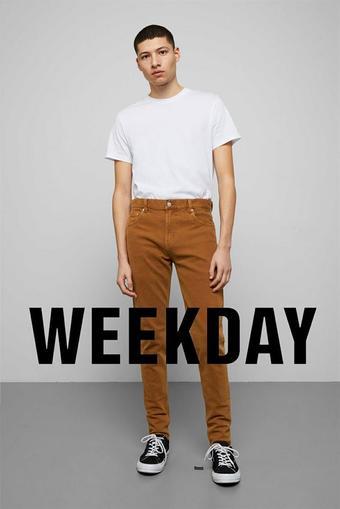 Weekday reclame folder (geldig t/m 02-07)