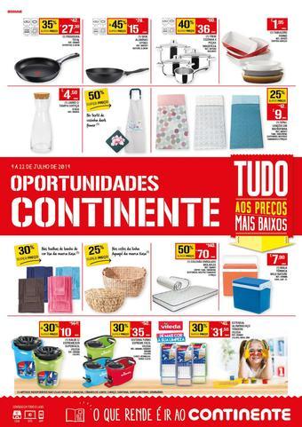 Continente folheto promocional (válido de 10 ate 17 22-07)