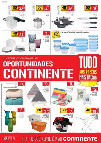 Continente folheto promocional (válido de 10 ate 17 11-11)