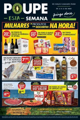 Pingo Doce folheto promocional (válido de 10 ate 17 27-05)