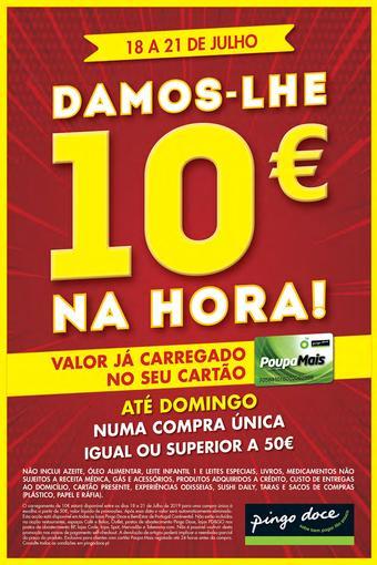 Pingo Doce folheto promocional (válido de 10 ate 17 22-07)