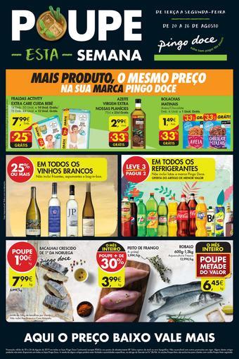 Pingo Doce folheto promocional (válido de 10 ate 17 26-08)