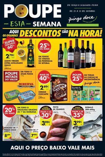 Pingo Doce folheto promocional (válido de 10 ate 17 21-10)