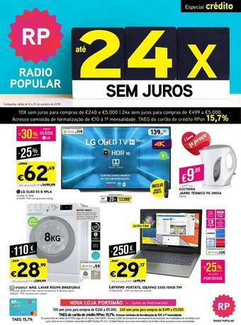 Radio Popular folheto promocional (válido de 10 ate 17 21-10)