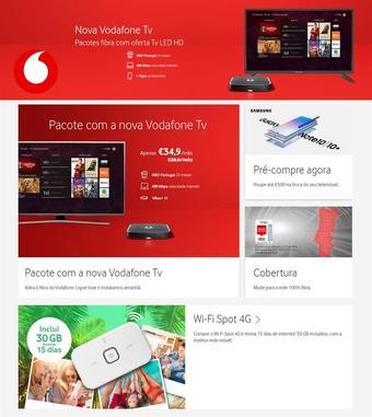 Vodafone folheto promocional (válido de 10 ate 17 30-09)