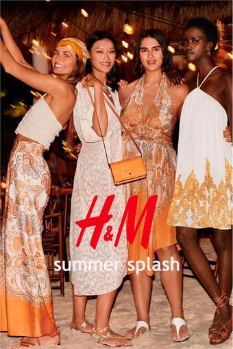 H&M folheto promocional (válido de 10 ate 17 24-06)