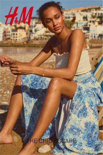 H&M folheto promocional (válido de 10 ate 17 02-09)